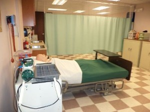 chicago lpn lab facility equipped for clinicals